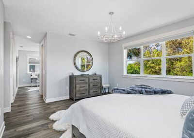 DKV seabreeze model bedroom