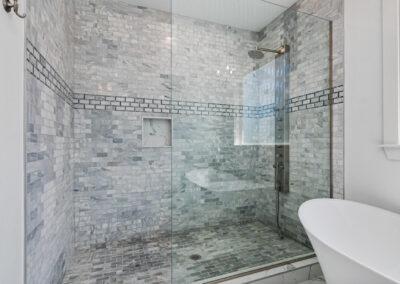 DKV seabreeze model shower