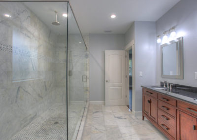 Bathroom Glass Shower