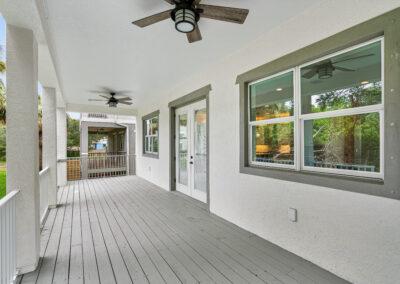 Sundial Porch